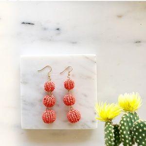 """Jewelry - """"Satcha"""" Drop Earrings"""